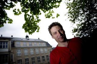 KURSER LÆRERNE: Paul Viktor Wiker i God Skole kurser lærere i hvordan de skal ta grep for å bli kvitt mobbing. Foto: Tomm W. Christiansen / Dagbladet